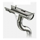 Водосточные системы металлические