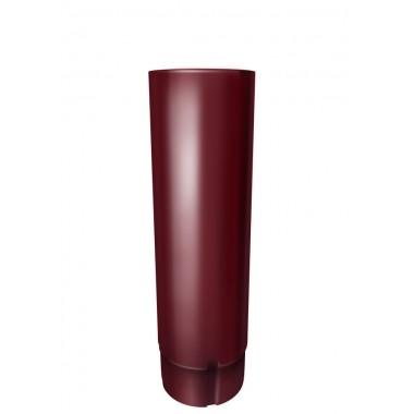 Труба соединительная D90х1000 GS Металл Профиль