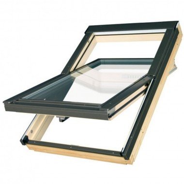 Мансардное окно FAKRO FTP-V U3 PROFI 55x78 FAKRO