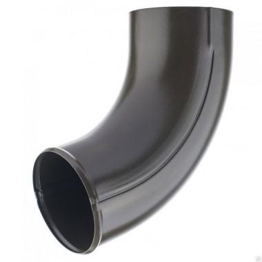 Колено трубы сливное Металл Профиль