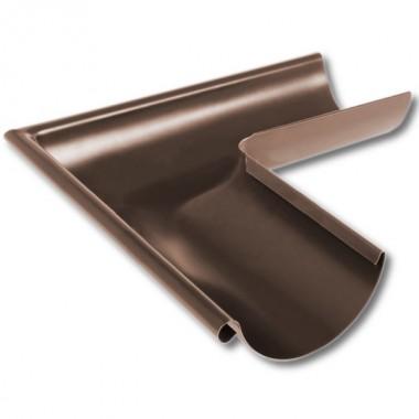 Угол желоба наружный 90° Металл Профиль