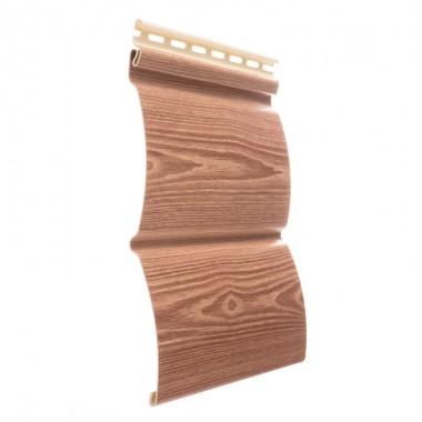 Сайдинг виниловый DOCKE Lux WoodSlide Docke