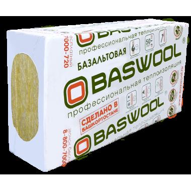 Минеральная вата BASWOOL 80 ВЕНТ ФАСАД BASWOOL