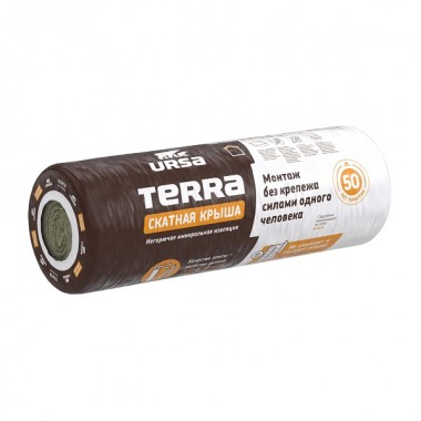 URSA TERRA Скатная крыша URSA