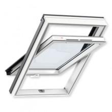 Мансардное окно VELUX GLP 0073BIS Белый пластик 55x78