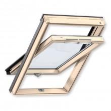 Мансардное окно VELUX GZR 3050B Ручка снизу 55x78